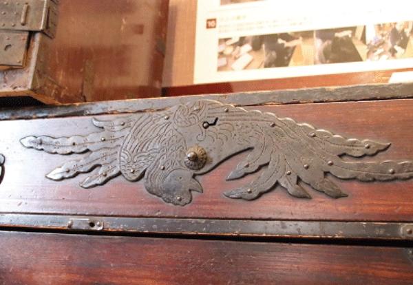 平鉄・鳥・閂型